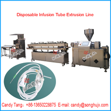 Disposable Infusion Tube Extruder
