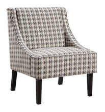 Undertake OEM orders for fabric royal accent chair
