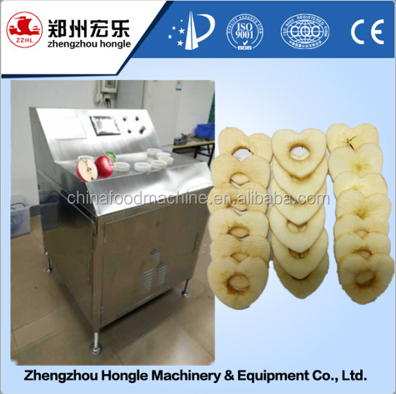 Peach slicer apple slicing machine fruit slicer cutter
