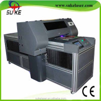 Hot sale a1 led flatbed uv printer