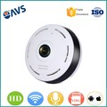 Low cost IP Camera Indoor Security 360 Degree VR Fisheye Panoramic 960P Wifi Camera