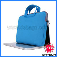 Funky durable neoprene waterproof laptop bag