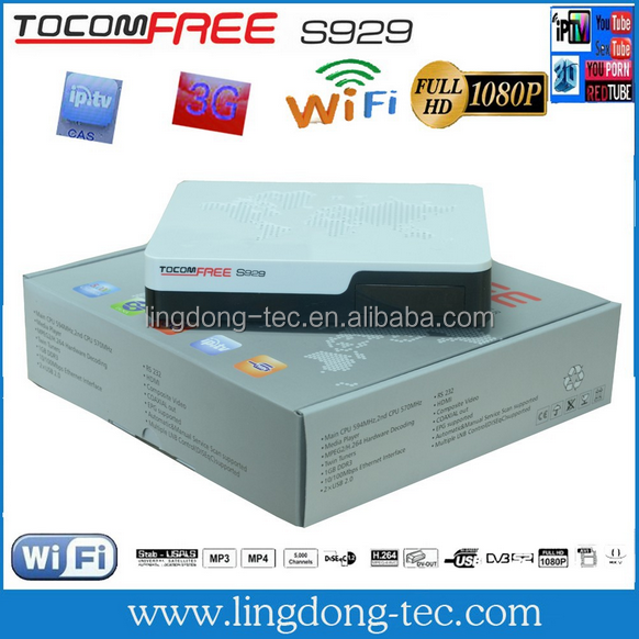Digital Type and Yes FTA(Free To Air) Iptv Box