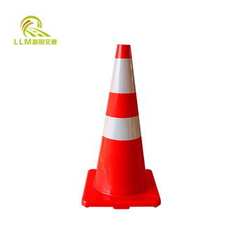 28' Blue Color Traffic Cone Reflective Cone PVC Cone