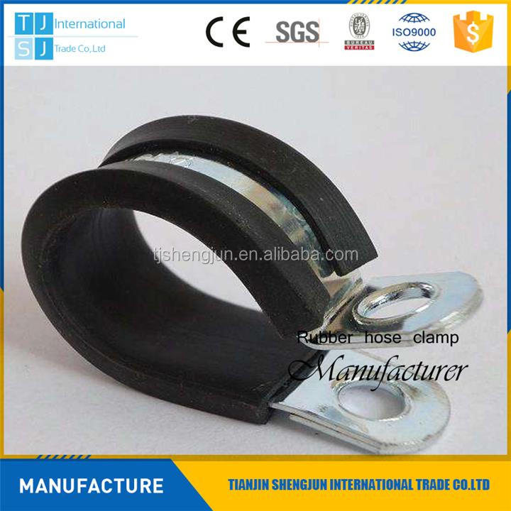 New design aluminum cable clips