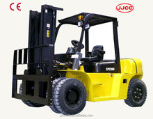 JJCC CPCD60 China forklift manufacture forklift truck 6 TON forklift factory workshop truck