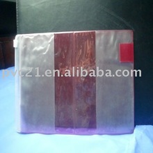 PVC Book Cover With Zipper