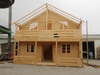 PFDLTLH01 newly designed two-floors prefab wooden house