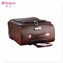 Brand new rainbow travel luggage retractable trolley shopping bag boarding box multiple colors