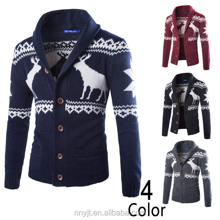 christmas sweater cardigan wholesale
