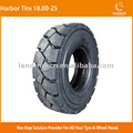Good Quality E4 pattern Harbor Tire RTG 18.00-25