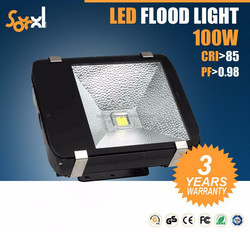 Zhongshan SUCHY Lighting100w flood light led with ce approved