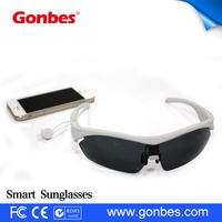 Vehicle Smart Gadget Bluetooth MP3 Sunglasses Hands Free Call