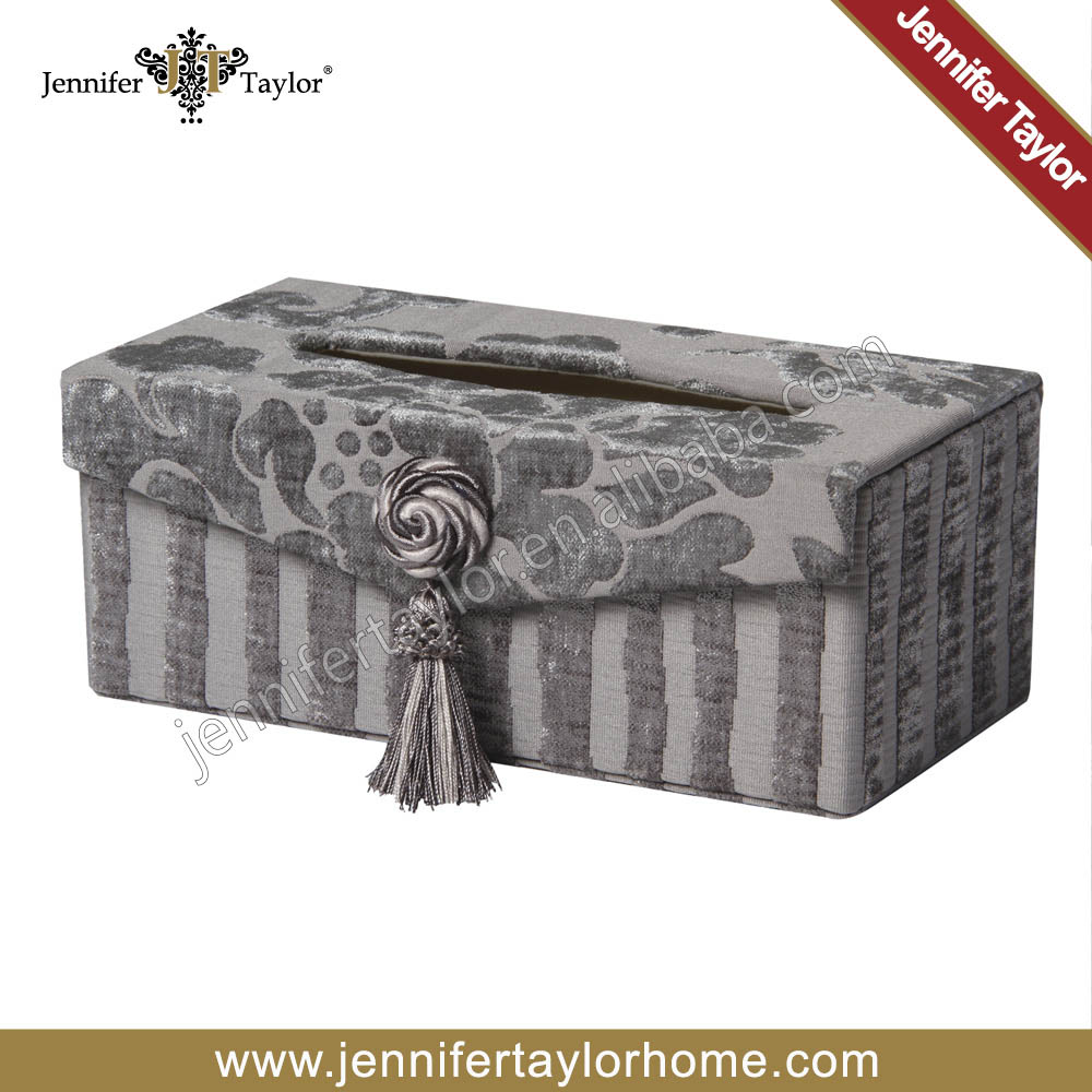 Home decorative table decoration tissue box/car tissue box holder
