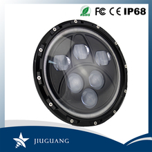 7inch high light led motorcycle 6v light