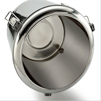 Hotel & Restaurant Catering Commercial Stainless Steel Insulation Vacuum Barrel