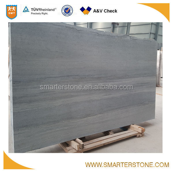 New material Elegant wooden marble antique finishing slab