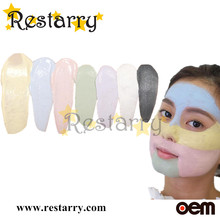 Restarry Alibaba China Private Label Natural Organic Dead Sea Mud Face Mask colorful mud mask