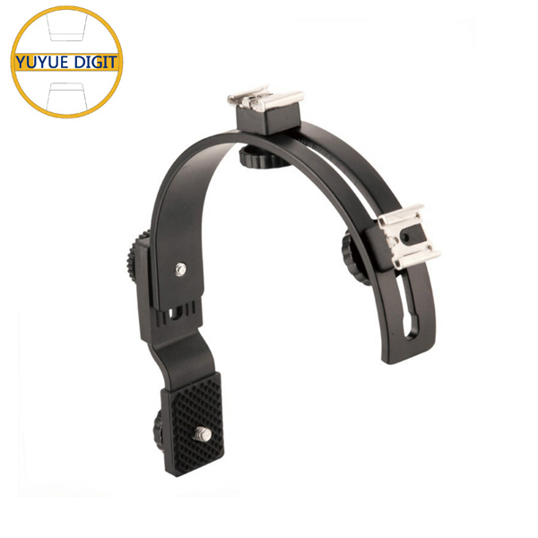 Hot shoe Camera Quick Flip Flash Bracket