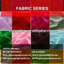 2013 best sell velour sofa fabric for promotion using