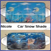 Car sunshade with Air bubble 130x70cm for Front windows
