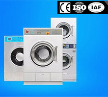 CE ISO laundry washer and dryer coin operated washing machine and dryer