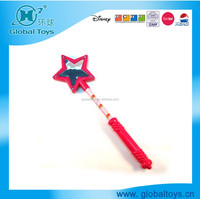 HQ7718 star magic wand with EN71 standard for promotion toy