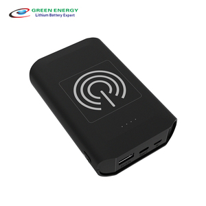 Next Generation Quick Charge 3.0 10000mAh Durable Charger Wireless Power Bank Portable External Battery Charger Power Station