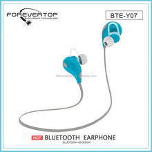 OEM mould Custom logo portable stereo bluetooth neckband bluetooth headset sport