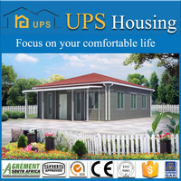 China Home Factory New Manufactured top modular home builders