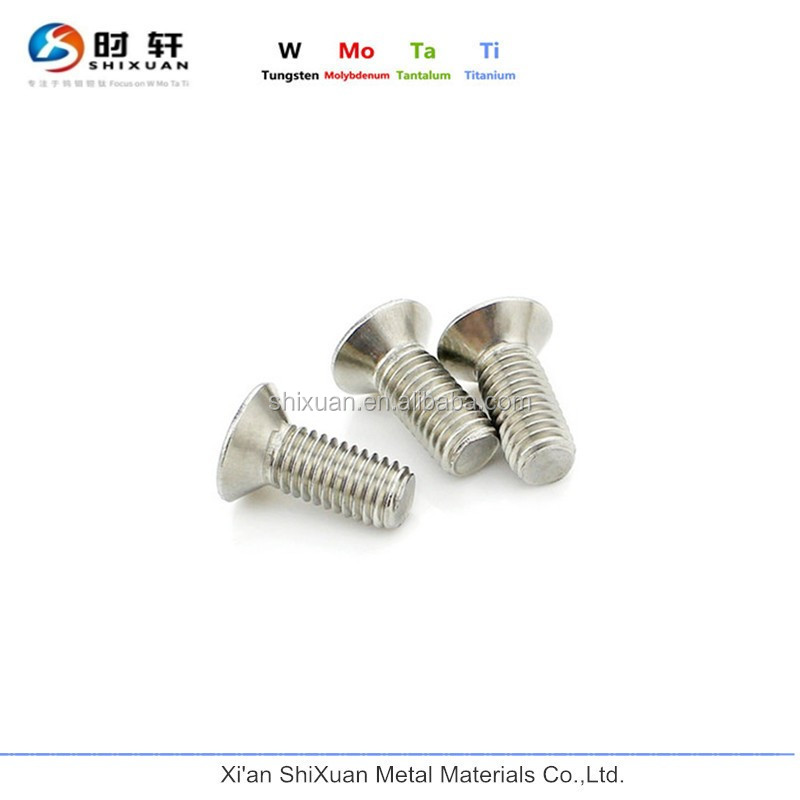 Titanium Countersunk Bolt M2.5 x 6mm
