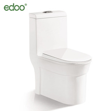 Y879 Sanitary ware Chaozhou supplierdouble hole one piece water colset on china market ceramic siphonic ceramic toilet