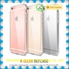 Factory Supply High quality transparent PC mobile phone cover, clear hard case for Iphone6/6+