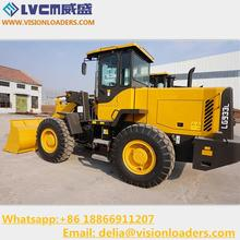 LG933L Small loader, China 3T Payloader LG933L LG936L LG938L Wheel loader Made in Linyi City