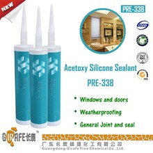 300 ml Acetoxy Silicone Sealant waterproof silicone adhesive