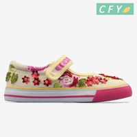 School Girls Performance Shoes Childrens Buckle