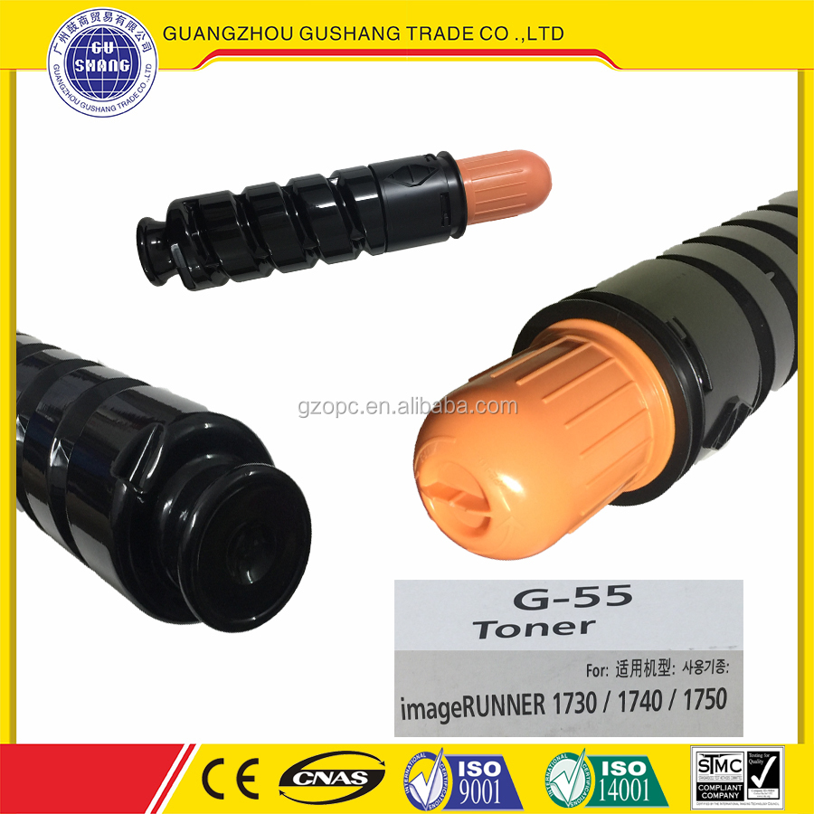 New GPR-39 Toner Cartridge Compatible NPG-55 toner for Canon IR1730 IR1740 IR1750