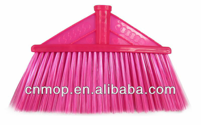 Factory direct sales:Shining Plastic product cleaning broom