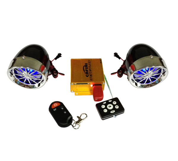 High quality security hot motorcycle alarm system