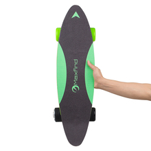 Maxfind 4 Wheels smallest Electric Skateboard with Wireless keychain Remote Control Balance Scooters Hoverboard