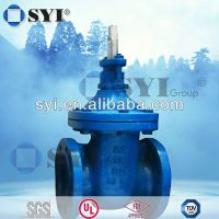 automatic diverter carbon steel gate valve