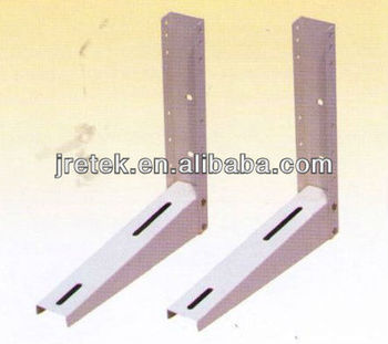 how to build an air conditioner support bracket
