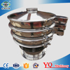 Energy saving seed vibrating gyratory screen