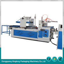 2013 Hot Sale automatic corrugated box folder gluer machine /carton folding glue machine