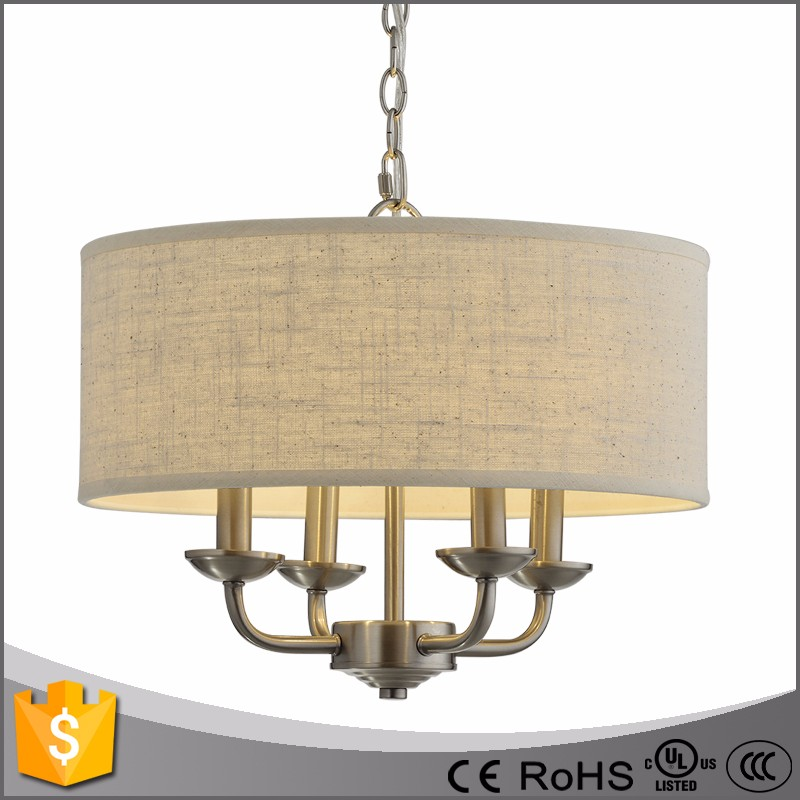 MANUFACTURER DIRECTLY SUPPLY BEDROOM SIMPLE CHANDELIER WITH UL CUL CE