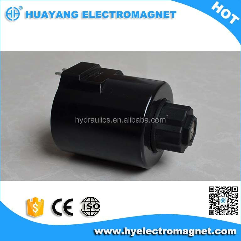 Factory supplier excellent design hydraulic solenoid valves 12v