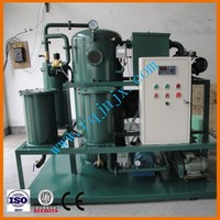 transformer oil purification Model ZLA-100(6000L/H capacity)