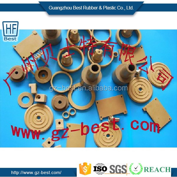 Custom PEEK Parts for Textile industry