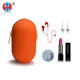 Wholesale OEM Manufacturer Simple Silicone Coins Bag Key Case Cosmetic Bag