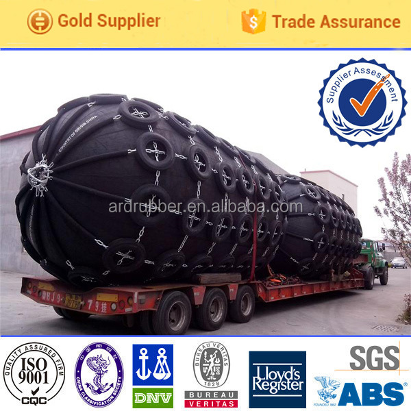 Marine/ship/port,directly supply from China maker Pneumatic Rubber Fenders